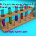 To Estimate the percentage of glucose in urine by Benedict Quantitative Reagent (BQR)