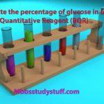 To Estimate the percentage of glucose in urine by Benedict Quantitative Reagent (BQR)