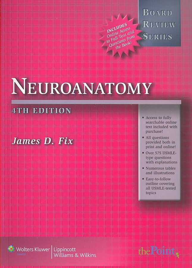 BRS Neuroanatomy pdf download and Review