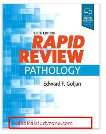 Goljan Rapid Review Pathology pdf 5th Edition