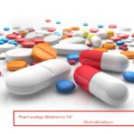 Pharmacology Mnemonics Pdf Free Download