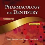 Download Tara Pharmacology for Dentistry PDF Latest Edition [Preview]