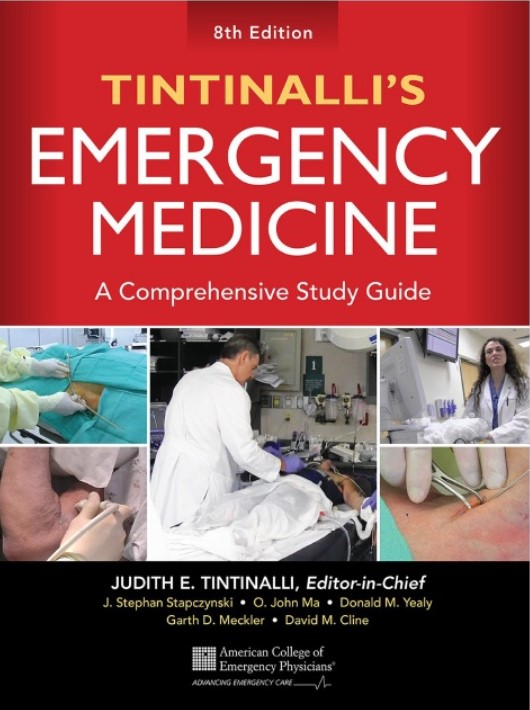 Download Tintinalli's Emergency Medicine PDF 8th Edition Free