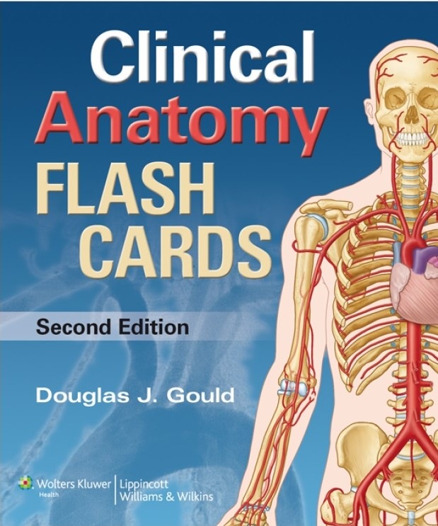 Download Moore's Clinical Anatomy Flash Cards PDF Free