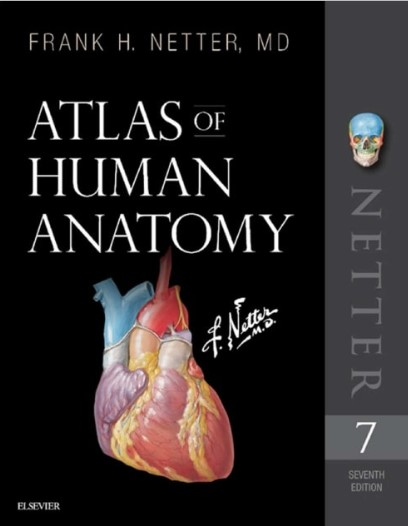 Download Netter's Atlas of Human Anatomy 7th Edition PDF Free