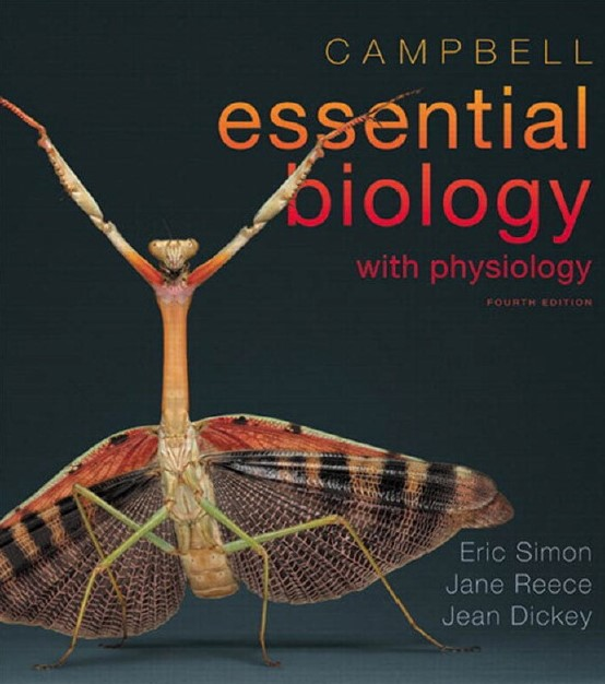 Download Campbell Essential Biology with Physiology 4th Edition PDF Free