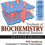 Download DM Vasudevan Biochemistry PDF FREE