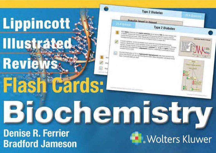 Download Lippincott Biochemistry Flash Cards PDF Free