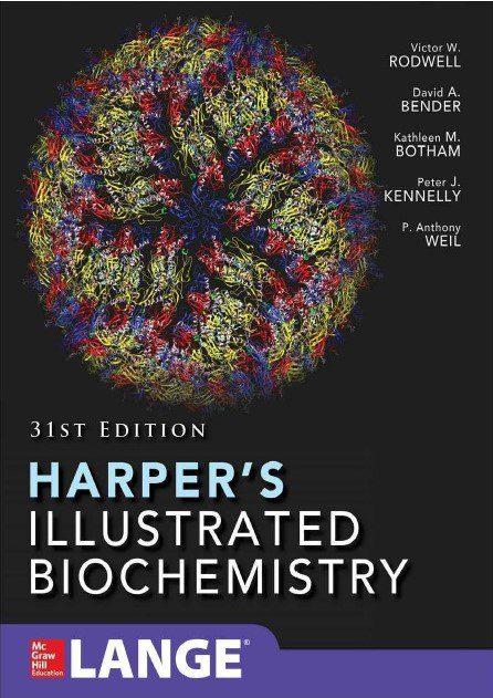 Free Download Harper's Illustrated Biochemistry 31st Edition PDF