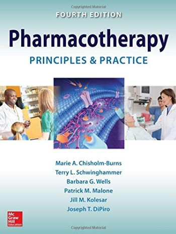 Pharmacotherapy Principles and Practice 4th Edition PDF Free Download