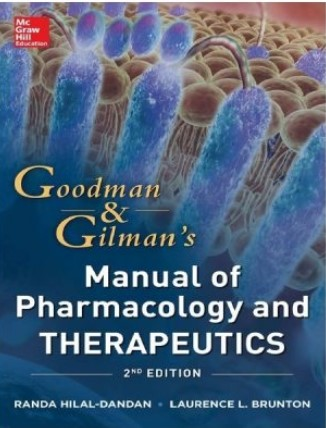 Download Goodman and Gilman Manual of Pharmacology and Therapeutics 2nd Edition PDF Free
