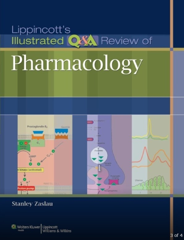 Download Lippincott's Illustrated Q&A Review of Pharmacology PDF Free