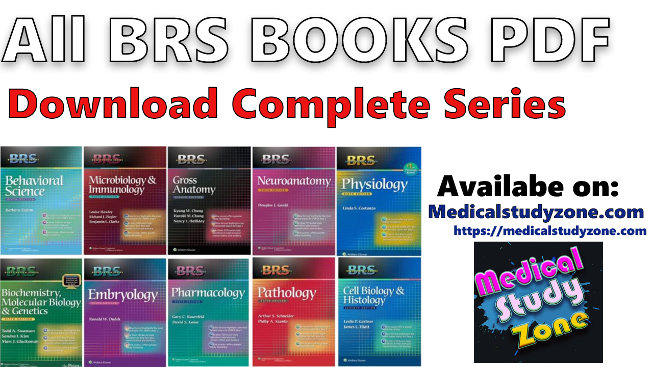 All BRS Books PDF 2020 Complete Series Free Download ...