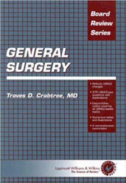BRS General Surgery PDF