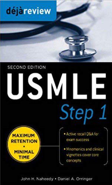 Deja Review USMLE Step 1 2nd Edition PDF Download Free