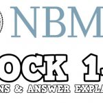 Download NBME Block 1-17 Questions & Answers Explanations PDF Free
