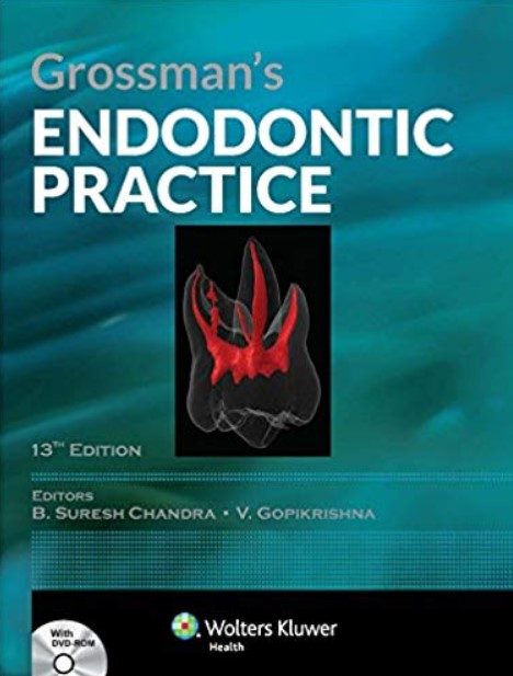 Grossman's Endodontic Practice 13th Edition PDF Free Download