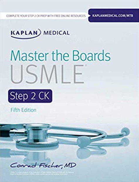 Master the Boards USMLE Step 2 CK PDF Free Download