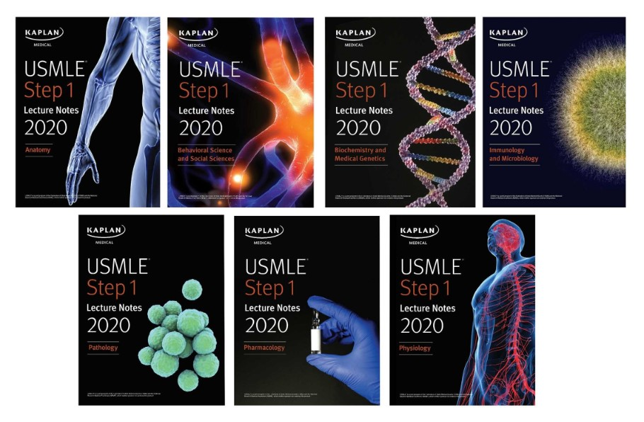 USMLE Step 1 Lecture Notes 2020: 7-Book Set PDF Download ...