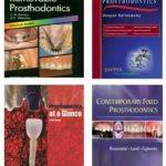 Download ALL Prosthodontics Books PDF [Complete] Free 2020