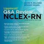 Lippincott Q&A Review for NCLEX-RN 13th Edition PDF Free Download