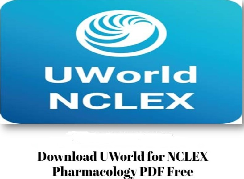 UWorld For NCLEX Pharmacology PDF Free Download - Medical Study Zone