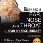 Download Dhingra ENT Book Diseases of Ear, Nose and Throat 7th Edition PDF Free