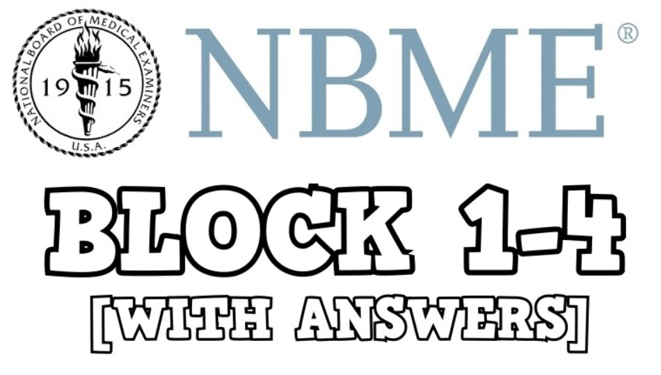 Download Nbme Block 1 17 Questions Answers Explanations Pdf Free Medical Study Zone