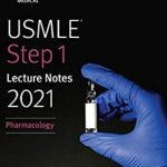 USMLE Step 1 Lecture Notes 2021: Pharmacology PDF Free Download