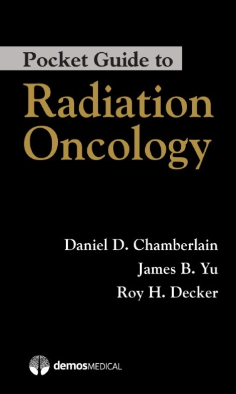 Download Pocket Guide to Radiation Oncology PDF Free