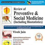 Vivek Jain Review of Preventive & Social Medicine 10th Edition PDF Free Download