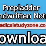 Download Prepladder Handwritten Notes 2021 PDF FREE