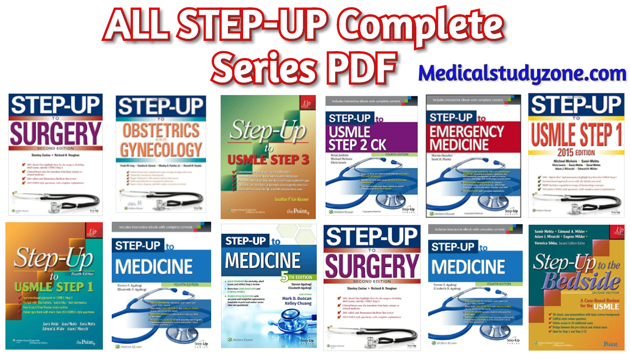ALL STEP-UP Complete Series PDF 2020 Free Download