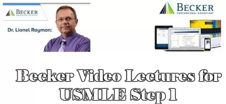 Becker Video Lectures for USMLE Step 1 2020 Complete Free Download