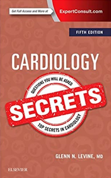 Cardiology Secrets 5th Edition PDF Free Download