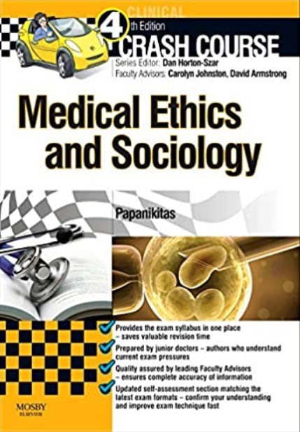 Crash Course Medical Ethics and Sociology 2nd Edition PDF Free Download