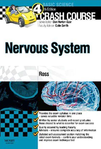 Crash Course Nervous System 4th Edition PDF Free Download