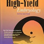 High-Yield Embryology 5th Edition PDF Free Download