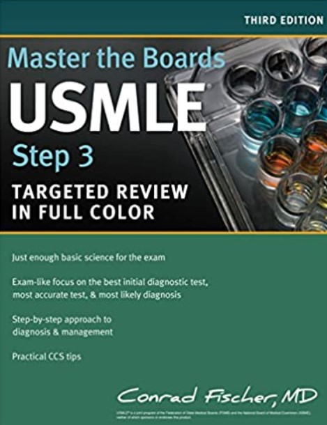 Master The Boards Usmle Step 3 (Targeted Review In Full Color) PDF Free Download