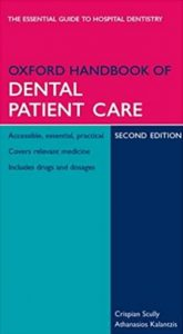 Oxford Handbook of Dental Patient Care 2nd Edition PDF Free Download