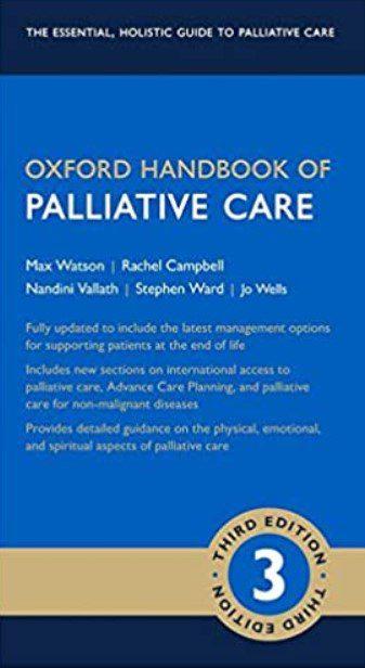 pallium palliative pocketbook pdf
