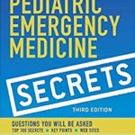Pediatric Emergency Medicine Secrets 3rd Edition PDF Free Download