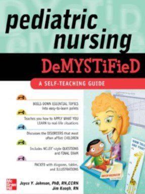 Pediatric Nursing Demystified PDF Free Download