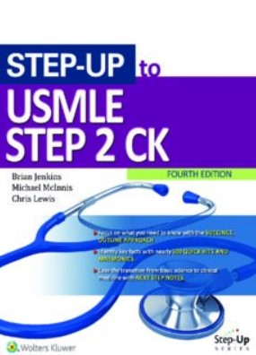 Step-Up to USMLE Step 2 CK 4th Edition PDF Free Download