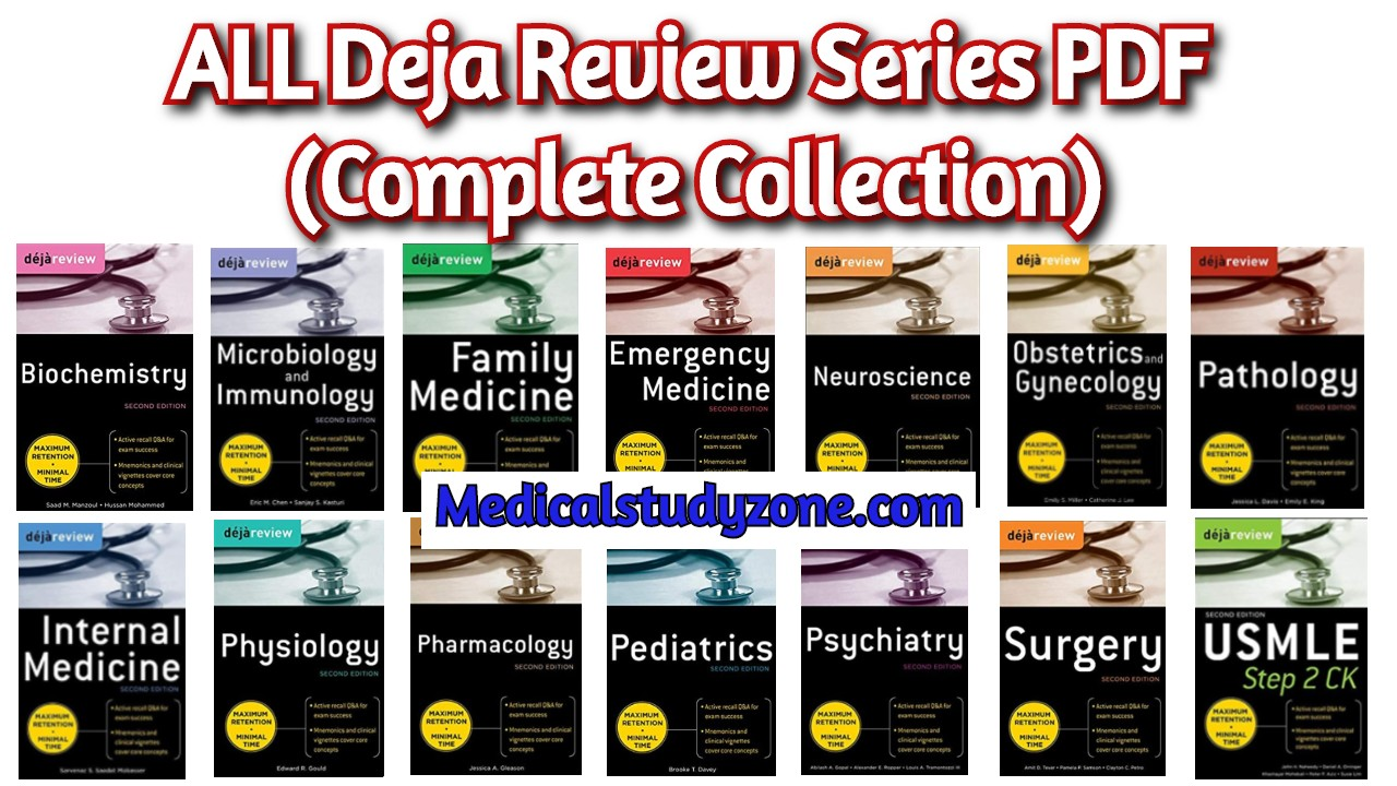 ALL Deja Review Series PDF (Complete Collection) 2020 Free Download