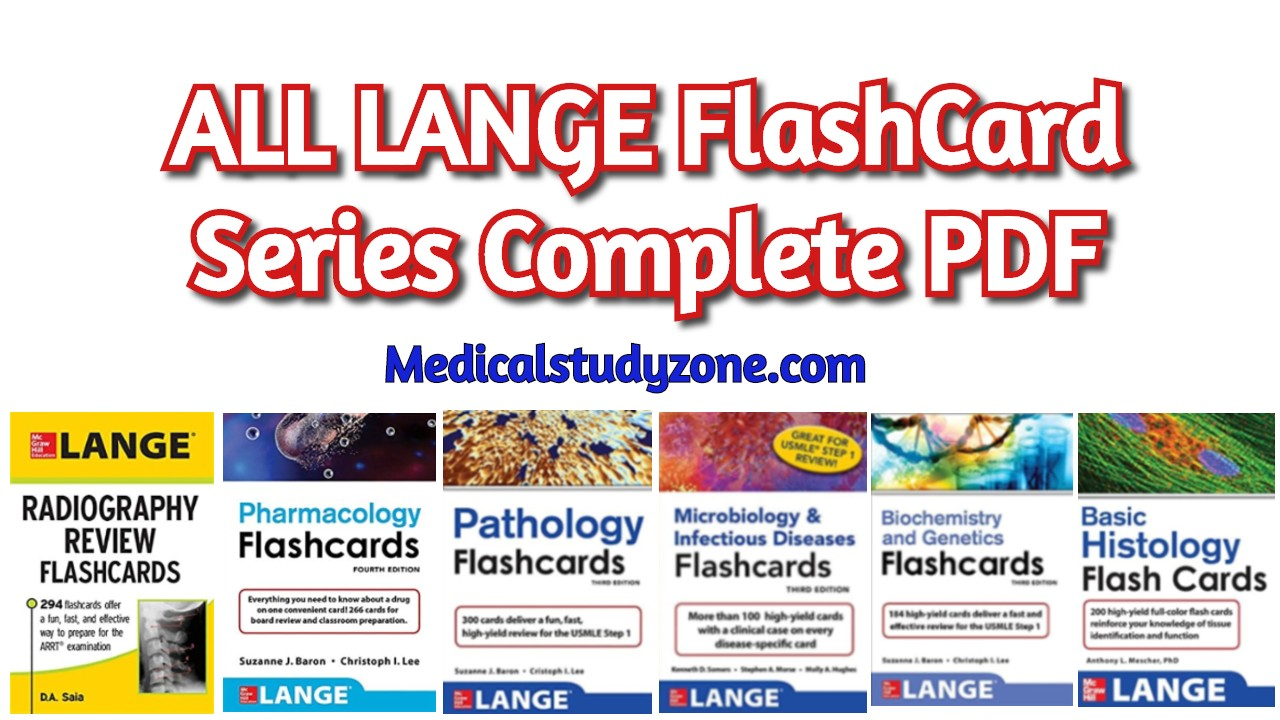 ALL LANGE FlashCard Series Complete PDF 2020 Free Download