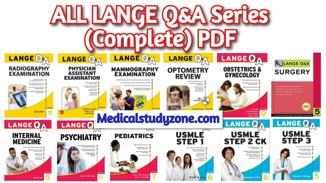ALL LANGE Q&A Series (Complete) PDF 2020 Free Download