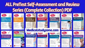ALL PreTest Self-Assessment and Review Series (Complete Collection) PDF 2020 Free Download