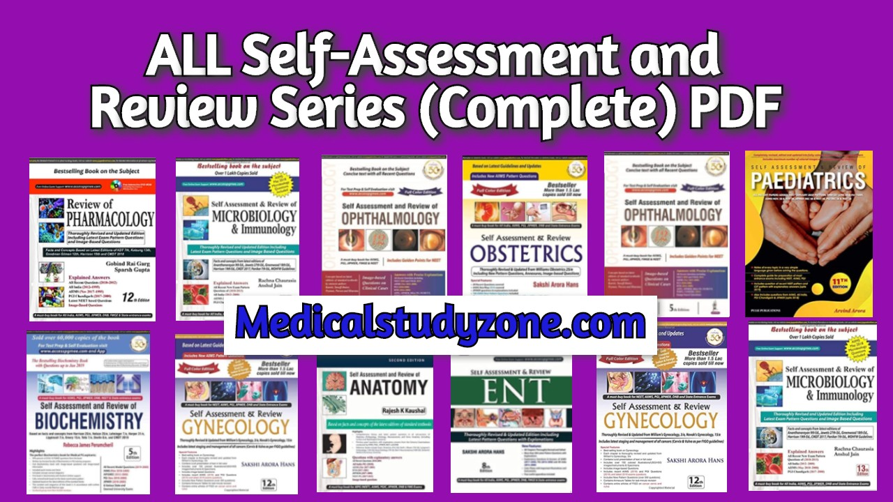 ALL Self-Assessment and Review Series (Complete) PDF 2021 Free Download