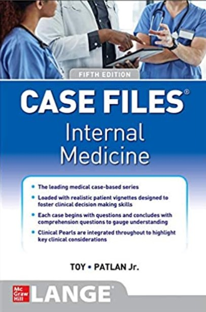 Case Files Internal Medicine 6th Edition PDF Free Download